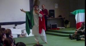 Rappresentazione dell'Italia
