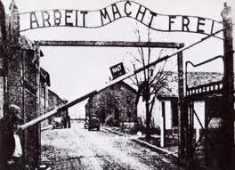 Entrata di Auschwitz