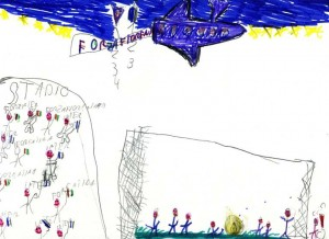 Un disegno sulla Fiorentina
