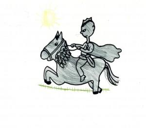 Imperatore a cavallo