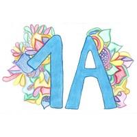 Logo 1^A Don MIlani (FI) A.S. 2017/18
