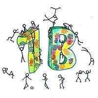 Il logo della 1^B Don Milani A.S. 2017/18